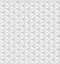 White geometric 3d texture vector