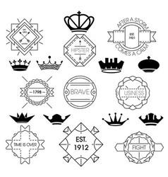 0000 lokos crowns vector image