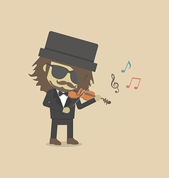 159violinist vector
