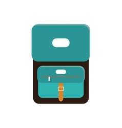 Bag baggage luggage travel icon graphic vector