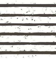 Dark gray striped seamless pattern vector image