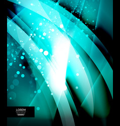 Shiny glittering abstract background vector