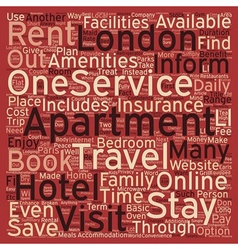 How a serviced apartment can enhance your next vector