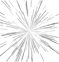 Abstract speed motion lines vector
