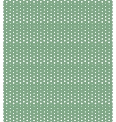 Seamless background pattern with polka dots vector image vector image
