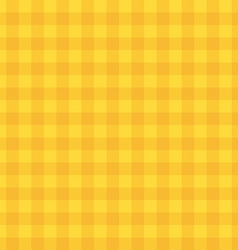 Texture with yellow pattern vector image