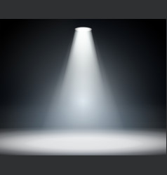 Illumination from above vector