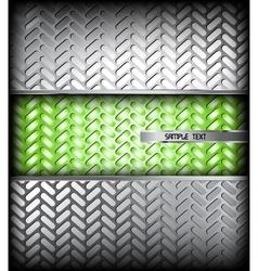 Metal silver texture vector