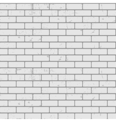 Background of brick wall texture seamless pattern vector