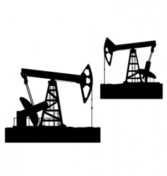 Oilfield vector