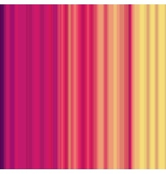Retro striped background for your design vector image vector image