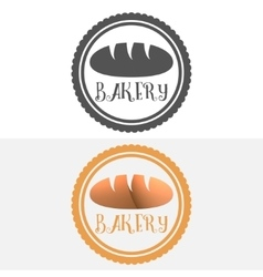 Set of logo badge label emblem and logotype vector