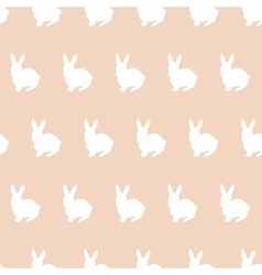 Sitting rabbits vector