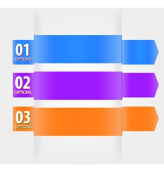 Infographic element for your business presentation vector