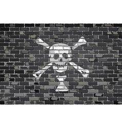 Emanuel wynn pirate flag vector