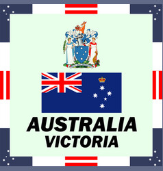 Official government elements of australia - vector