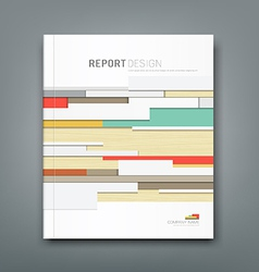 Cover report wall abstract background design vector