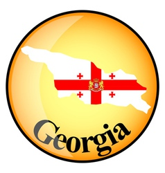 Button georgia vector