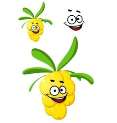 Happy bunch of berries vector image