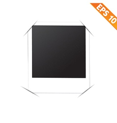 Photo frame - - eps10 vector