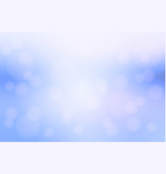 Pale pink gray blue abstract with bokeh lights vector