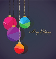 Festive decorations vector