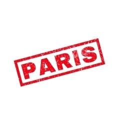 Paris rubber stamp vector
