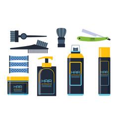 gel foam or liquid soap dispenser pump plastic vector image vector image