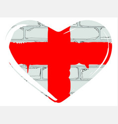 Love england vector
