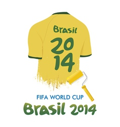 World cup brazil 2014 vector