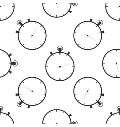 Timer icon pattern vector