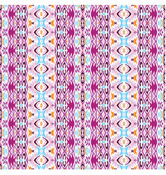 Geometric tribal stripes vector