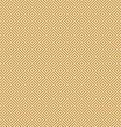 Beige background endless east diagonal pattern vector