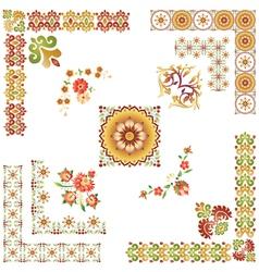 Design Elements Colorful vector image