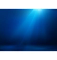 Ocean underwater vector