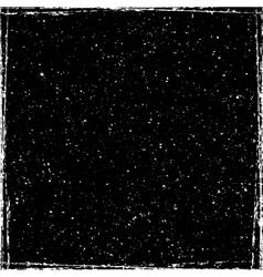 Dark Gunge Frame vector image