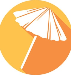 Umbrella Icon vector image vector image