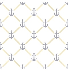 Pattern anchor and rope vector