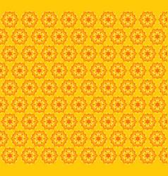 Rangoli design pattern vector
