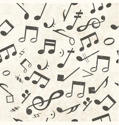 Colorful music pattern vector