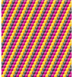 color pattern vector image vector image