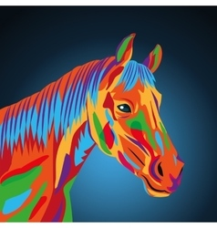 Horse icon animal and art design graphic vector
