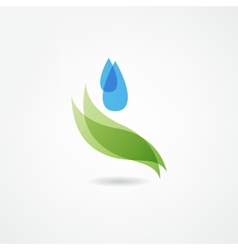 Watering icon vector