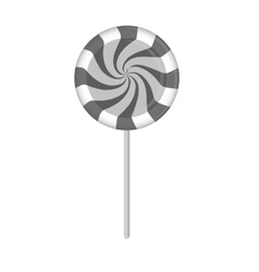 candy icon image vector image vector image