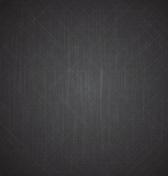 Dark Linen Background vector image vector image