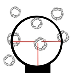 Purpose in optical sight vector