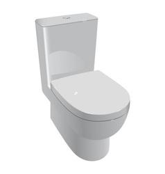 Modern toilet vector