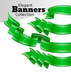 royal green vector image vector image