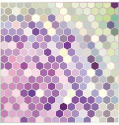 Violet Grid vector image vector image