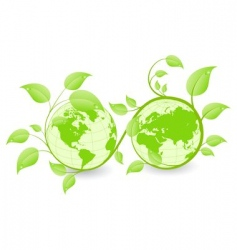 environment concept vector image vector image